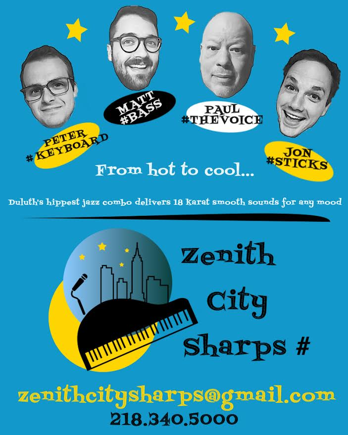 Zenith Sharps Poster