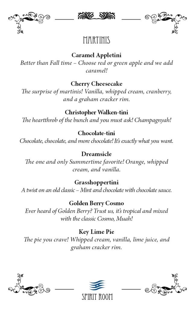 Martini Page 1 2017