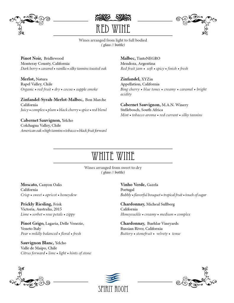 Spirit Room Menu (01-30-18)06